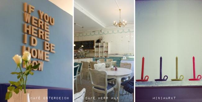 Café Osterdeich, Herr Max, Minimarkt