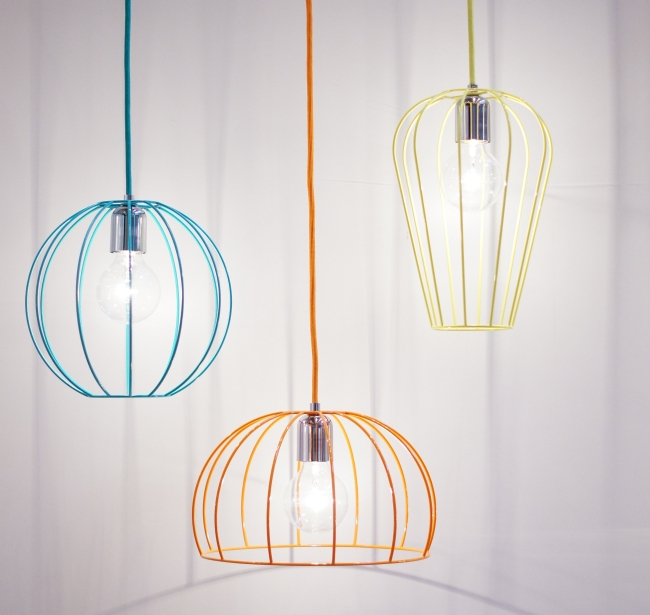 wire lights made in stuttgart