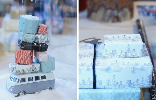 Show Up Amsterdam | gift wrapping paper by Ompak