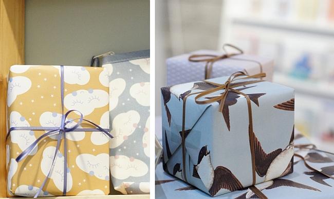 Geschenkpapier von ava&yves