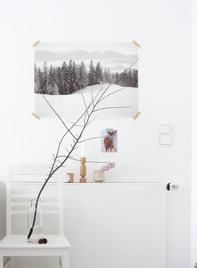 Winterlandschaft | Sabine Wittig