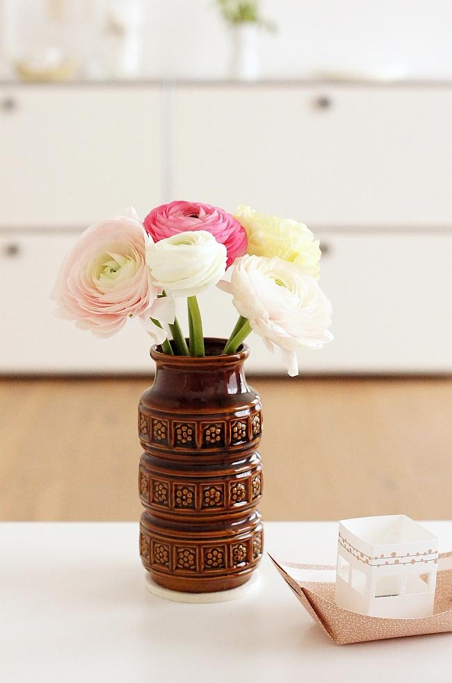 Vintage Vase Scheurich Alaska