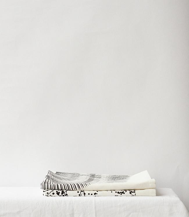 Geschirrtücher von Jurianne Matter | Foto: Sabine Wittig