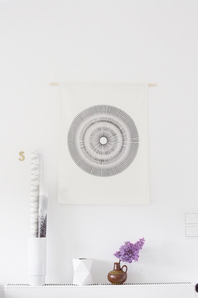 im Arbeitszimmer | Foto: Sabine Wittig