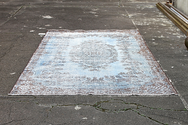 Vintage Rug The Knots | Foto: The Knots Berlin