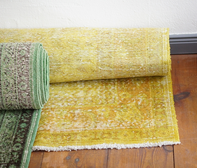 The Knots Vintage Rugs | Foto: Sabine Wittig