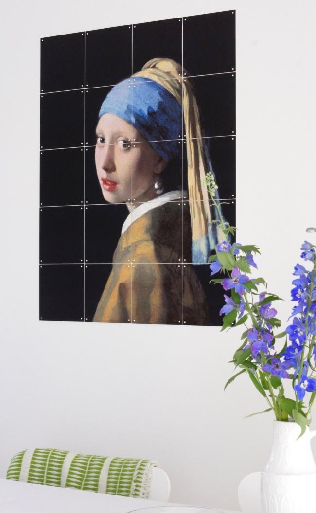 Vermeer im Esszimmer | Foto: Sabine Wittig
