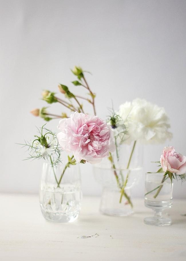 Rosen aus dem Garten | Foto: Sabine Wittig
