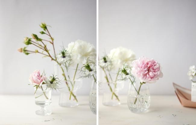 Rosen aus dem Garten | Fotos: Sabine Wittig