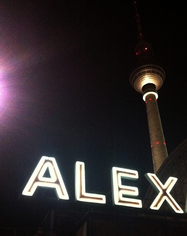 Berlin Alexanderplatz | Foto: Sabine Wittig