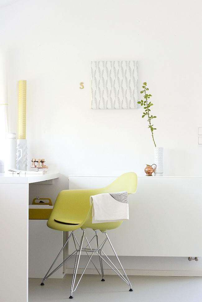 Arbeitszimmer | Foto: Sabine Wittig