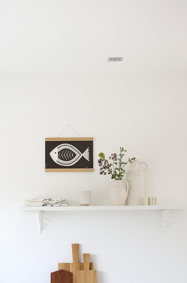 Küchenregal | Foto: Sabine Wittig