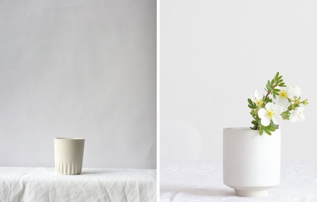 Keramikbecher | Fotos: Sabine Wittig