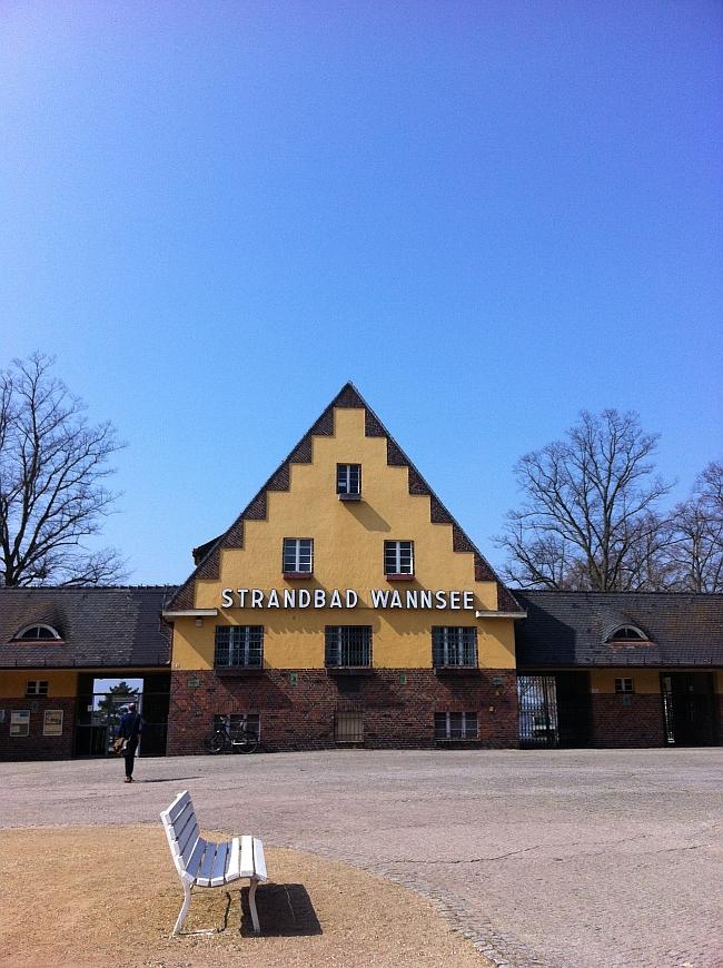 Strandbad Wannsee | Foto: Sabine Wittig