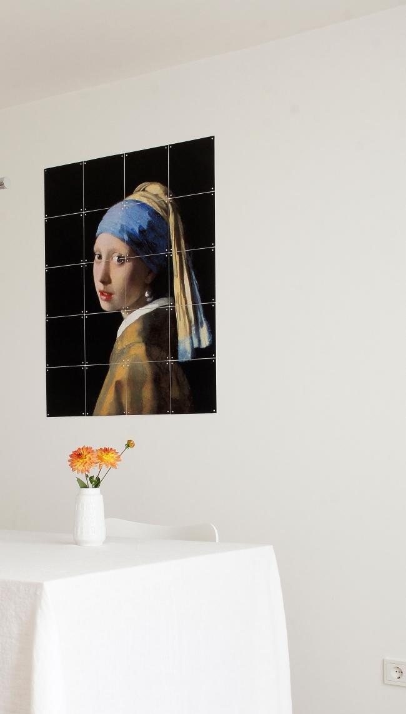 Das Mädchen mit dem Perlenohrring | Jan Vermeer