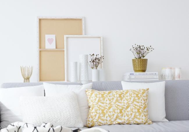Frühherbst im Wohnzimmer | Foto: Sabine Wittig