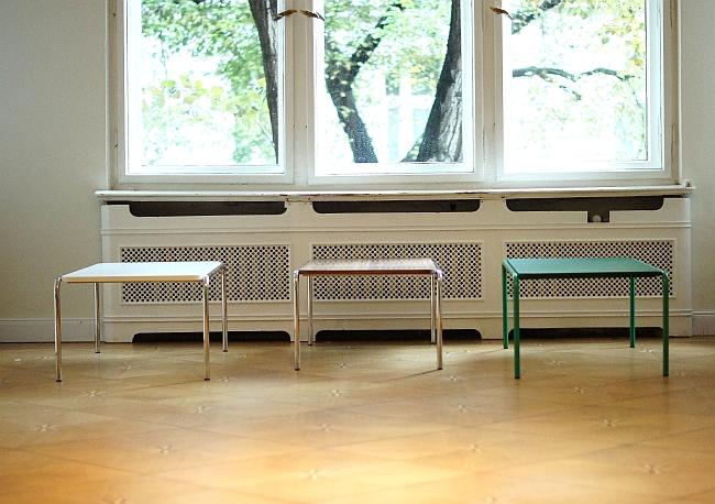 Sitzfeldt Tisch Pin | Foto: Sabine Wittig