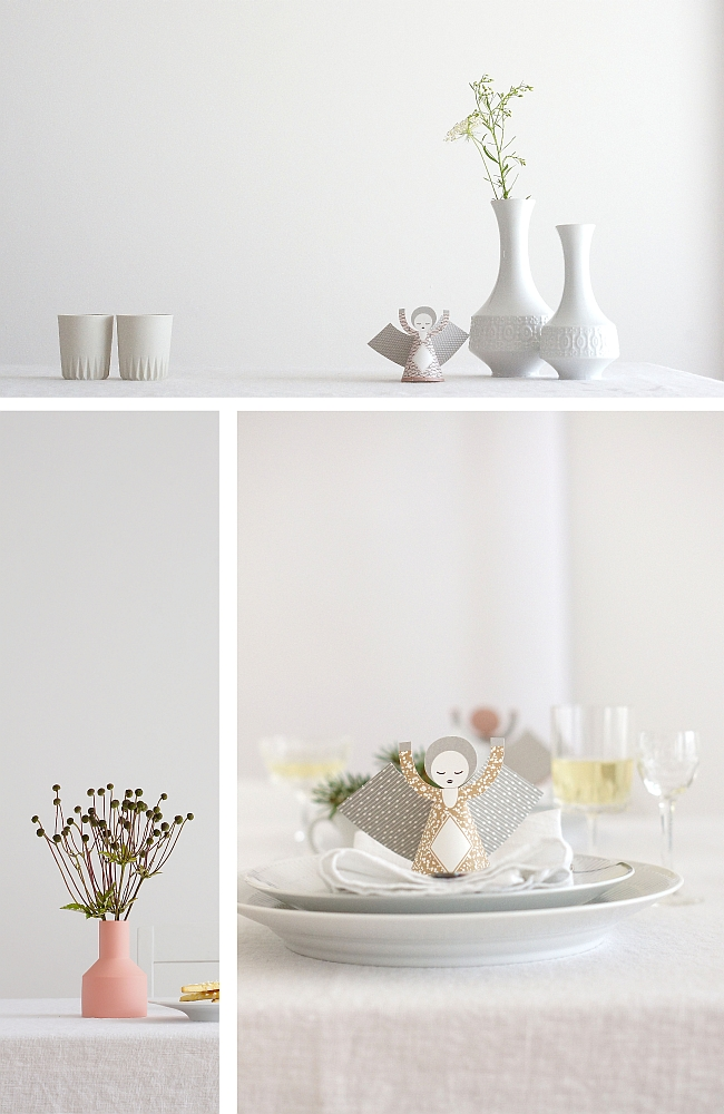 Keramik und Papeterie