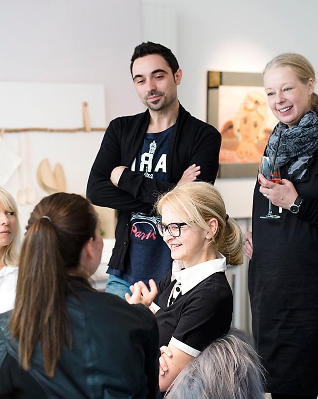 Bloggertreffen im Room to Dream in München