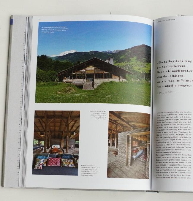 Traumhäuser in den Alpen | Callwey Verlag