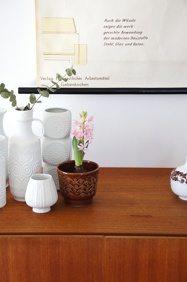 vintage vases and pots | photo: Sabine Wittig