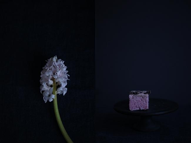 rosa trifft grau | Fotos: Sabine Wittig