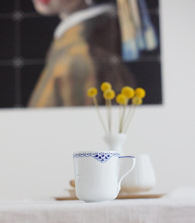 Tasse von Royal Copenhagen | Foto: Sabine Wittig