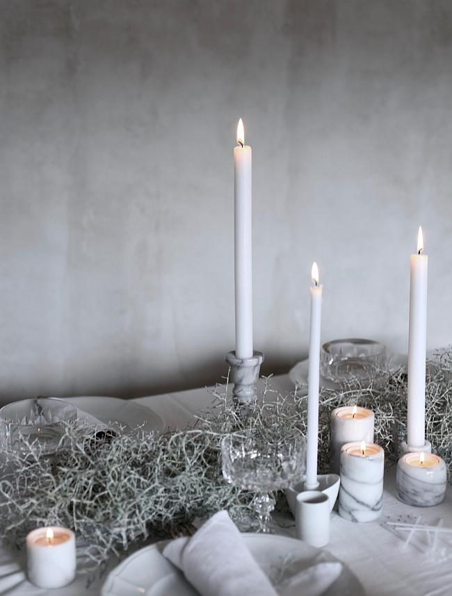 Stillleben mit Vintage Marmor | Styling und Foto: Anastasia Benko
