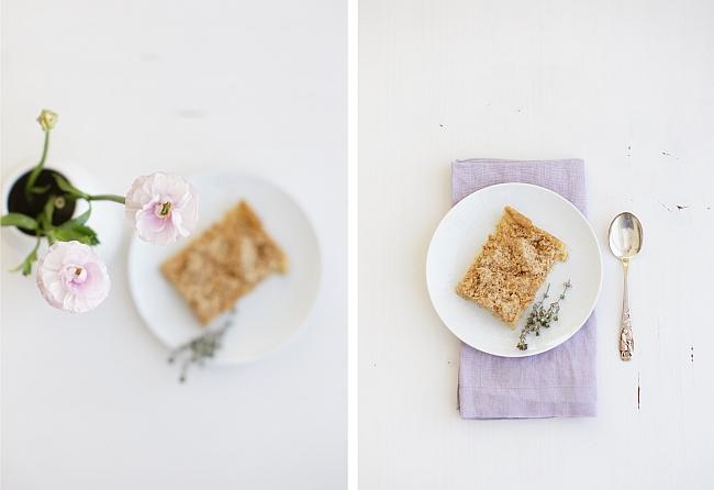 Apfelkuchen mit Zimtstreuseln. Rezept: Sugar Girls (Callwey Verlag) | Styling und Foto: Sabine Wittig