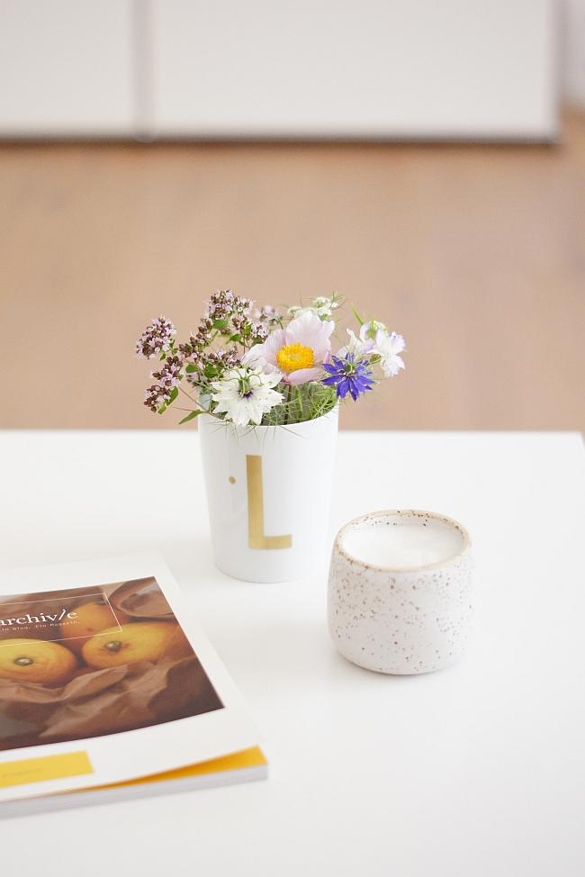 Auf dem Wohnzimmertisch | Foto: Sabine Wittig
