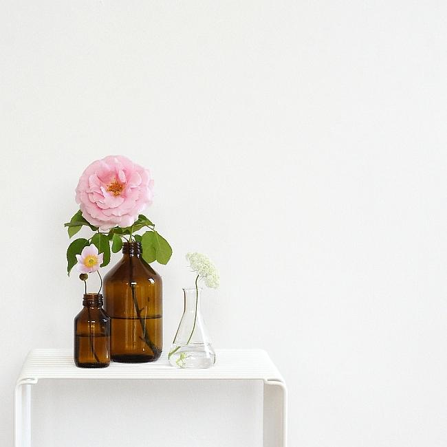 Braune Glasvasen | Foto: Sabine Wittig