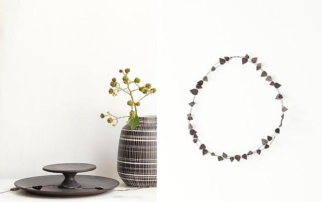 Herbststyling in schwarz und weiß | Fotos: Sabine Wittig