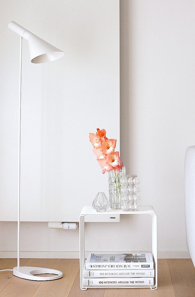 Wohnen in weiß | Foto: Sabine Wittig