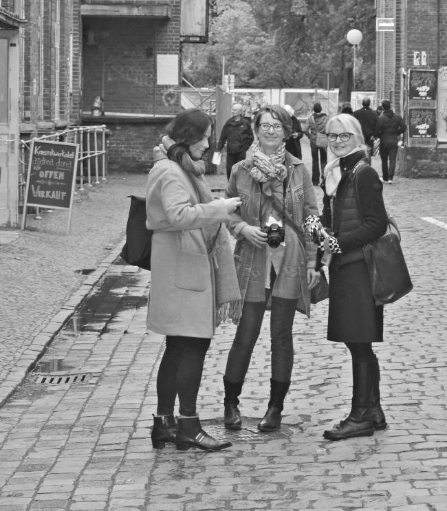 In der Baumwollspinnerei in Leipzig | Foto: Anja Hesse-Grunert
