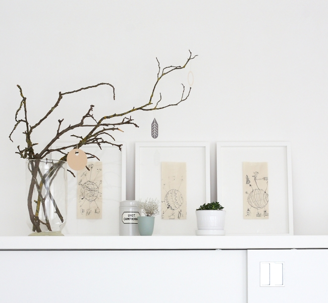 Im Wohnzimmer | Foto: Sabine Wittig