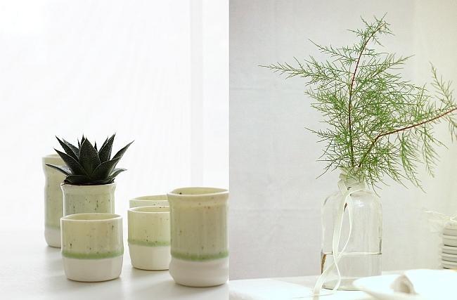 Keramik, Glas und Samt | Fotos: Sabine Wittig