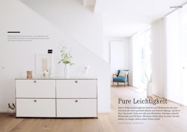 Homestory im seelected Magazin | Foto: Sabine Wittig
