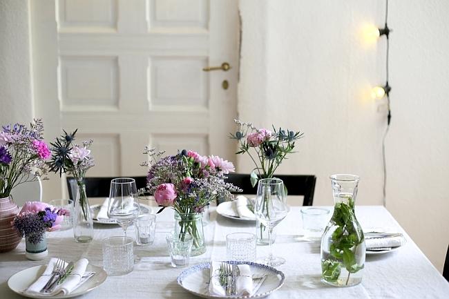 archiv/e Magazin, Dinner | Foto: Ines Marquet