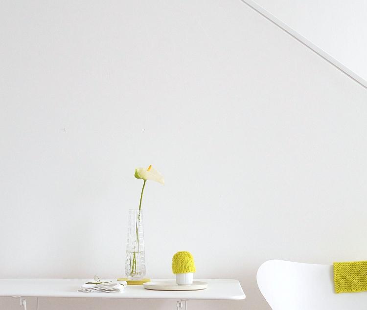 gelbgrün und weiß | Foto: Sabine Wittig