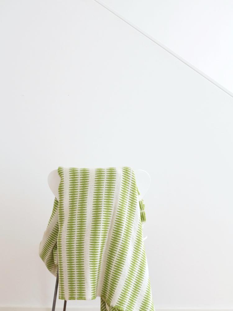 Wolldecke von Kelpman Textile | Foto: Sabine Wittig