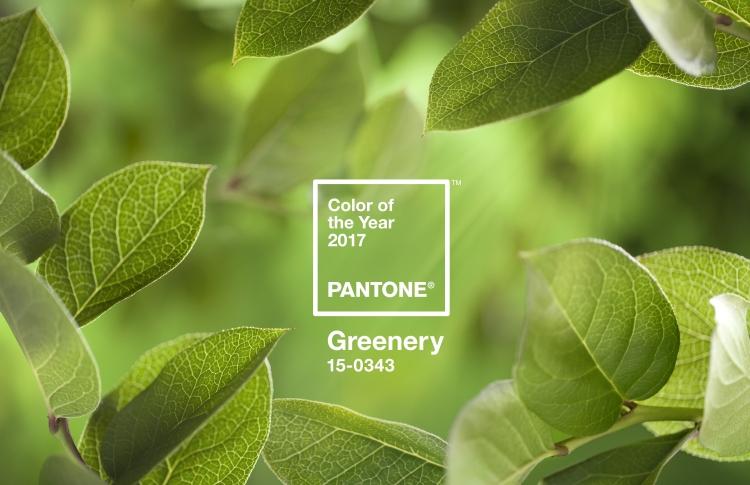 greenary - die farbe des Jahres 2017 | Bild: Pantone