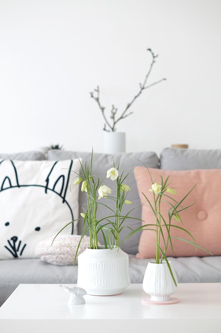 Im Wohnzimmer | Frühjahr 2017 | Foto: Sabine Wittig