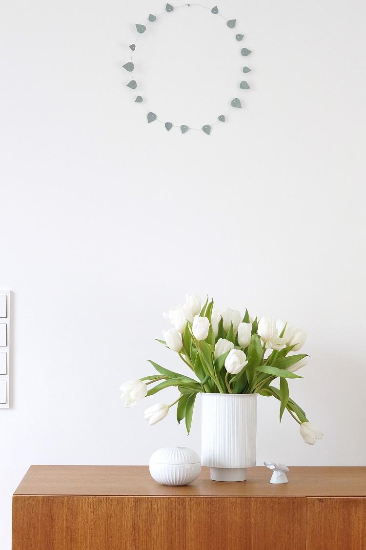 Frühling im Esszimmer | Foto: Sabine Wittig