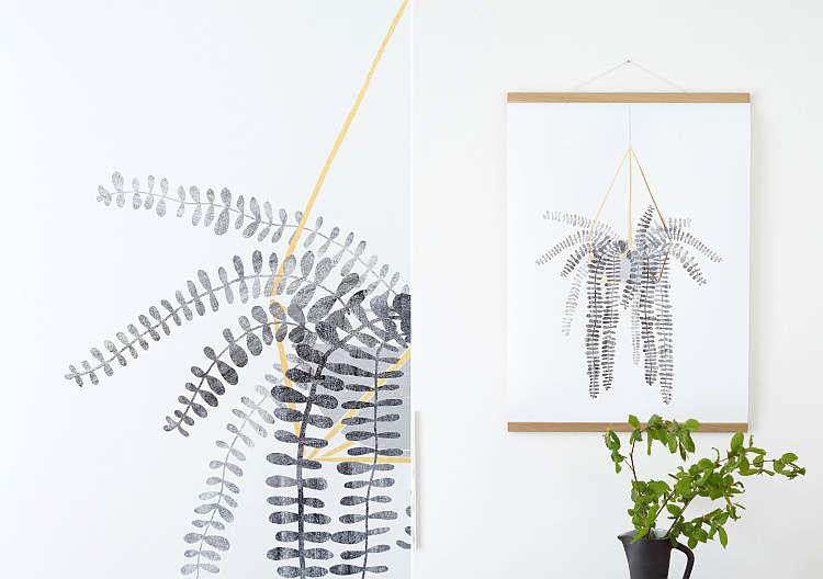 Print Urban Jungle No 1 von typealive | Fotos: Sabine Wittig