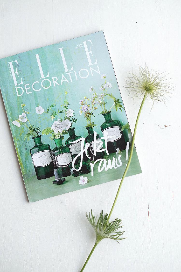 Elle Decoration Mai/Juni 2017 | Foto: Sabine Wittig