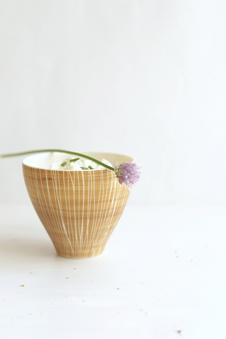 Kräuterfrischkäse | Foto: Sabine Wittig