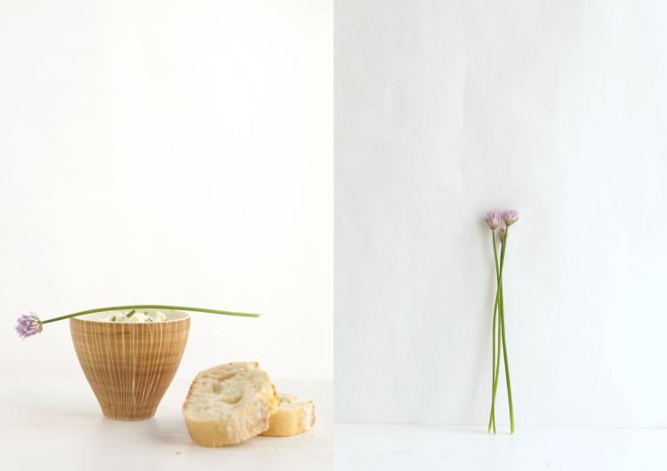 Frischkäse mit Schnittlauch | Foto: Sabine Wittig