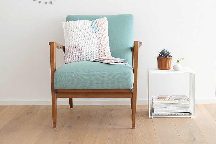 (M)ein Lieblingsplatz im Wohnzimmer | Foto: Sabine Wittig
