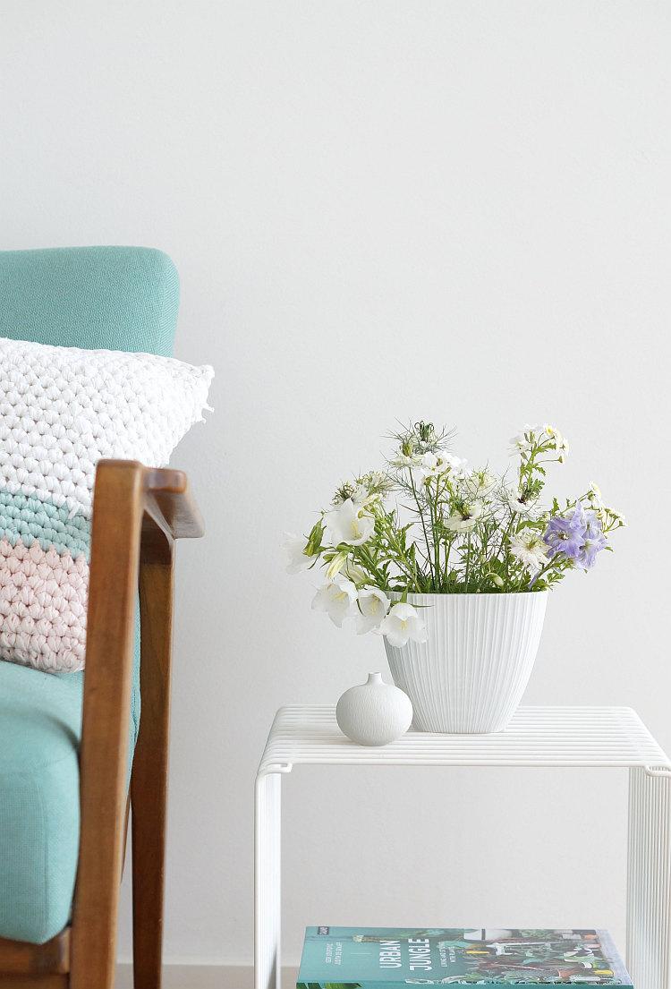 Sommerblumenstrauß | Foto: Sabine Wittig