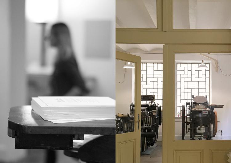 Atelierbesuch bei Céline Mehl | Fotos: Sabine Wittig
